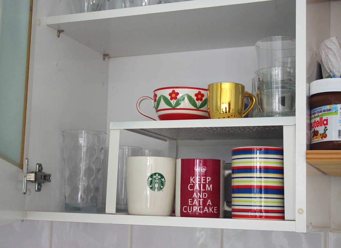 Small space solutions for a lack of cupboard space the dinner bell - Filing solutions for small spaces photos ...